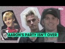 Aaron Carter's finally back — and talking mental health, Trump and his bisexuality - YouTube