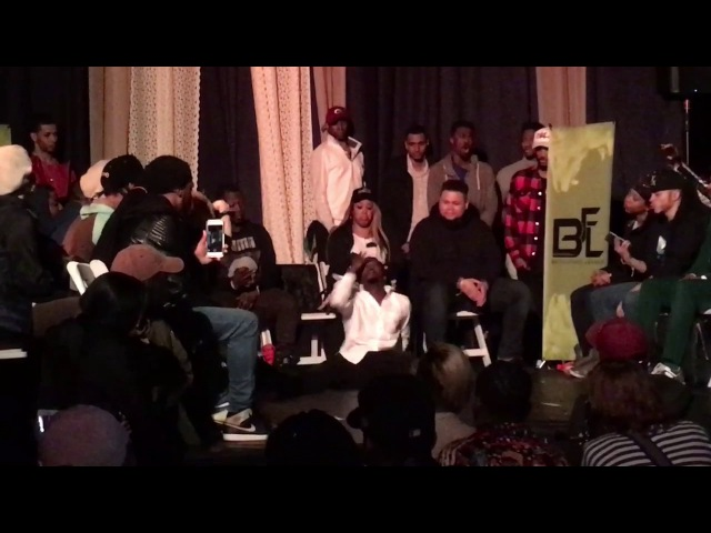 FLEXN's King Havoc performs AMAZING personal piece at Battlefest's 10yr anniversary
