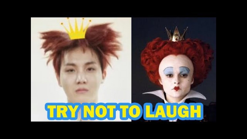 BTS Try Not To Laugh 1: BTS Best Photo Show [Eng Sub]