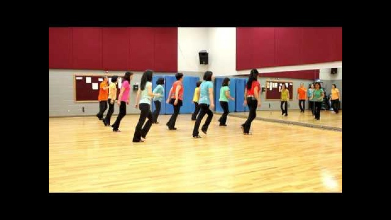 Second Hand Heart - Line Dance (Dance Teach in English 中文)