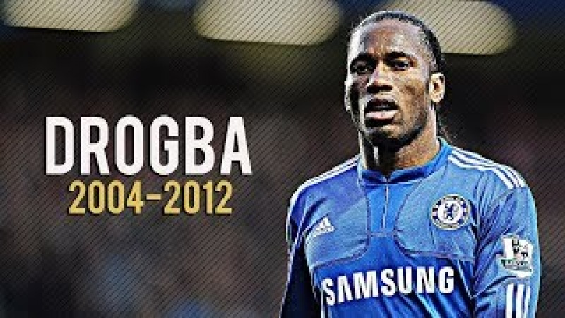 Didier Drogba One of Our Own Chelsea FC 2004 2012 HD