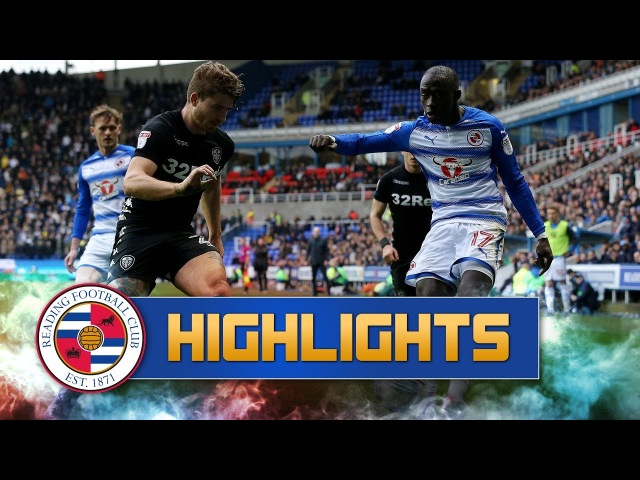 2-minute review: Reading 2-2 Leeds United (Sky Bet Championship), 10th March 2018