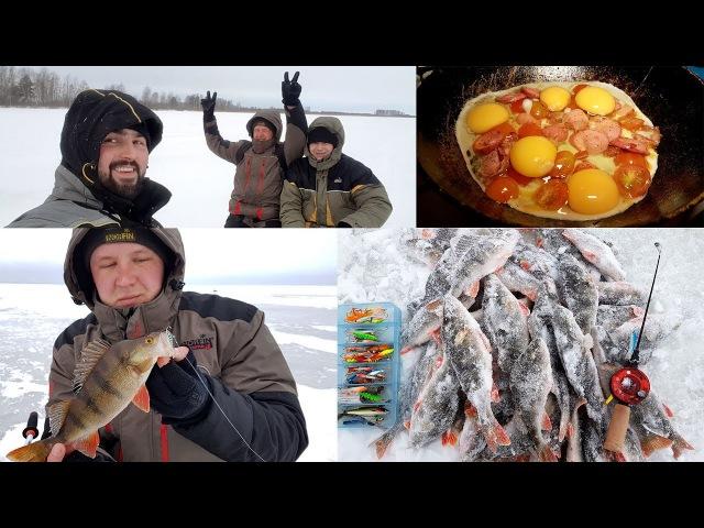 Напороли окуня на балансир. Рыбалка на Рыбинском вдрх. Авторская версия : Рыболо ...