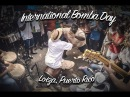 Dia internacional de la Bomba! Puerto Rico