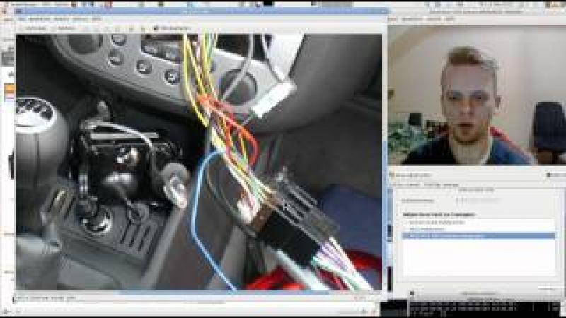Opel Corsa Radioeinbau Einbau Radio Ausbau - tauschen und einbauen