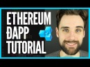 How to Build Ethereum Dapp (Decentralized Application Development Tutorial)