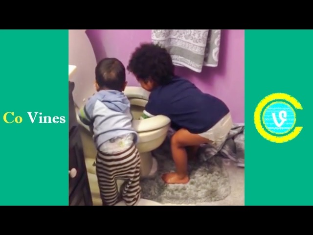 Try Not To Laugh Watching Funny Kids Fails Compilation August 2017 2 - Co Vines✔