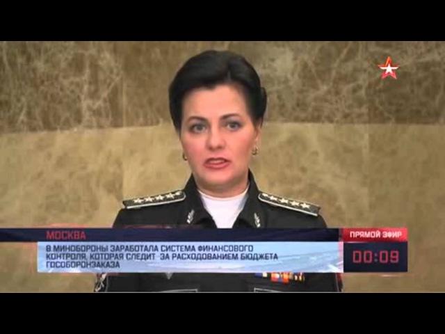 В Минобороны создали систему финансового контроля - Шевцова