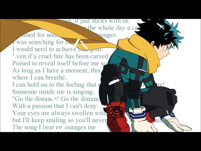 【MAD】My Hero Academia Opening 2nd Version『ef A Tale of Melodies』