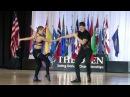 2017 Showcase - Benji Schimmer Nicole Clonch - The Open