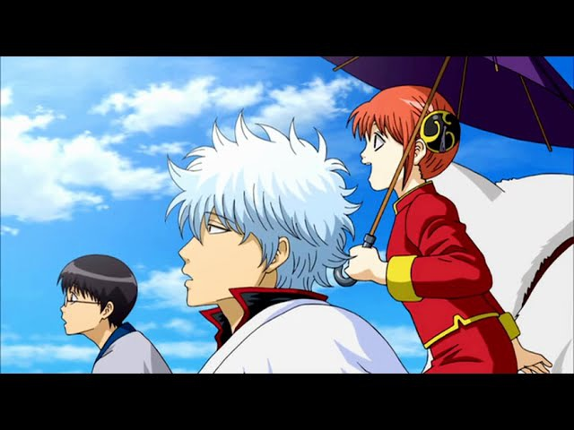 【GINTAMA AMV】Hello, How are you