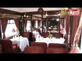 Orient Express A bord d'un train de l