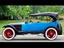 Mitchell Model D 40 Junior 5 passenger Touring '1917