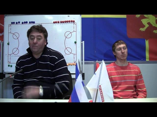 ActiveLife • Хоккей. Енисей-Кузбасс. Прессконференция 15.03.2011