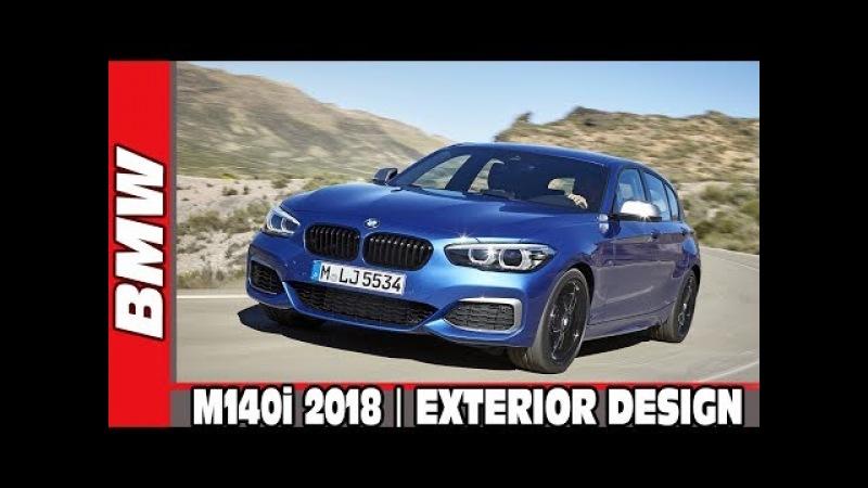 BMW M140i 2018   EXTERIOR DESIGN