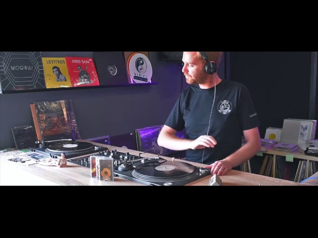 Subterranean Culture Vinylcast 4 - Steve Mill (Madhouse Records / Large Music)