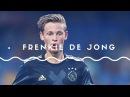 Frenkie De Jong - World Class Skills - 2017/2018    HD