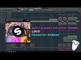 NERVO x Danny Avila Feat. Reverie - LOCO (FL Studio Remake + FLP)