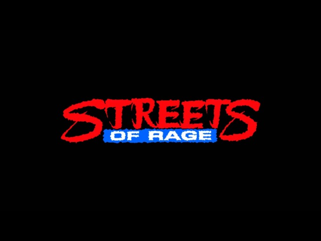 Streets of Rage - Attack The Barbarian (Remaster)