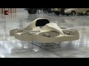 Troops In Flying Cars Kalashnikov unveils futuristic manned 'copter'