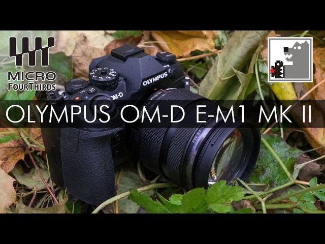 OLYMPUS OM-D E-M1 MK II | Мнение Топтыгина