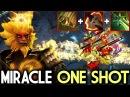 Miracle- Dota 2 Monkey King Insane Crit Boundless Strike One Shot