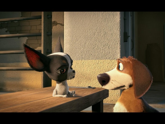 Видео к мультфильму «Большой собачий побег» (2016): Трейлер (дублированный)