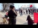 Русская весна в Мелитополе 15.03.2014
