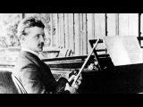 Jean Sibelius conducts