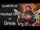 Hunted Orb -vs- Grixis Control - MTGO Gamplay 01