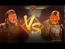 Монгольская битва Хубилай vs Ариго