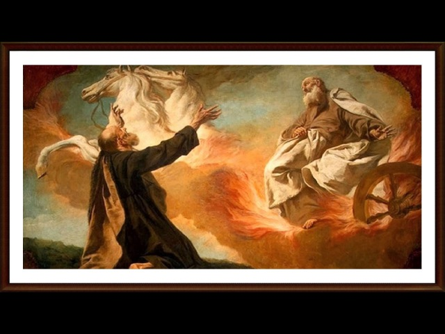 О ложной и истинной любви на примере Святого пророка Илии