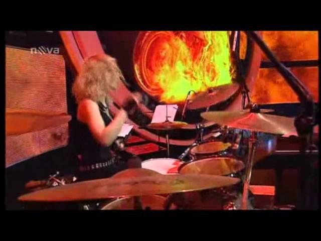 Gabriela Gunčíková - Highway To Hell (ACDC) Silvestr (New Year´s Eve) 20132014