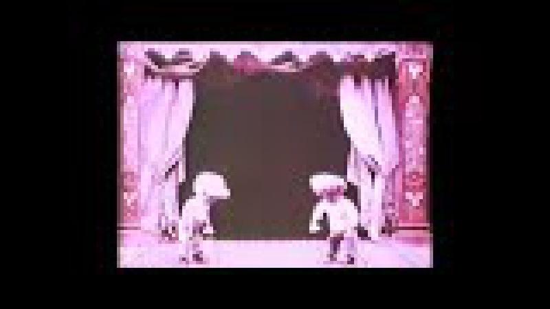 Le théâtre de Bob 1906 El teatro de Bob Silent Short Film Segundo de Chomón