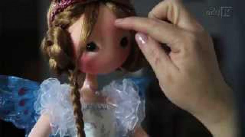 Curso online de Muñecas decorativas del jardín de fantasía | eduk.com.br