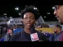 De'Aaron Fox Interview - Rising Stars Practice | February 16, 2018 | 2018 NBA All-Star Weekend