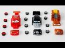 Дисней Тачки 3 Молния Маквин Собираем три Машинки Лего конструктор для детей