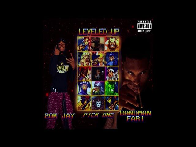 20k Jay x Bandman Fari - Leveled Up (Official Audio)