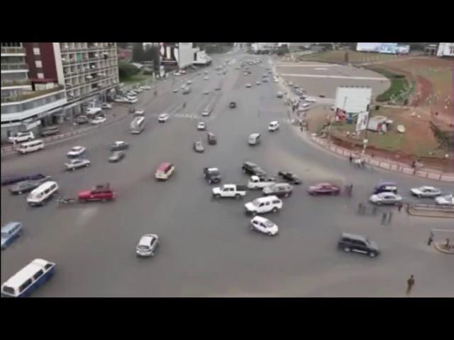 Индия дороги и перекрестки без светофора