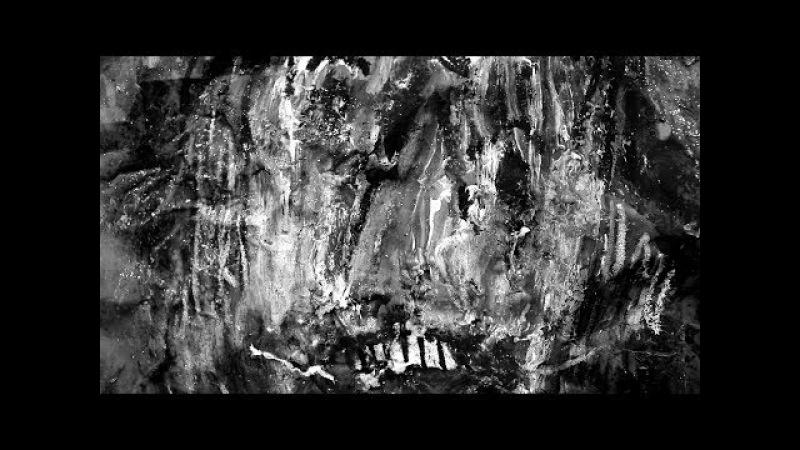 분노.. ANGRY | LIVING WITH DEPRESSION Series- Painting Process