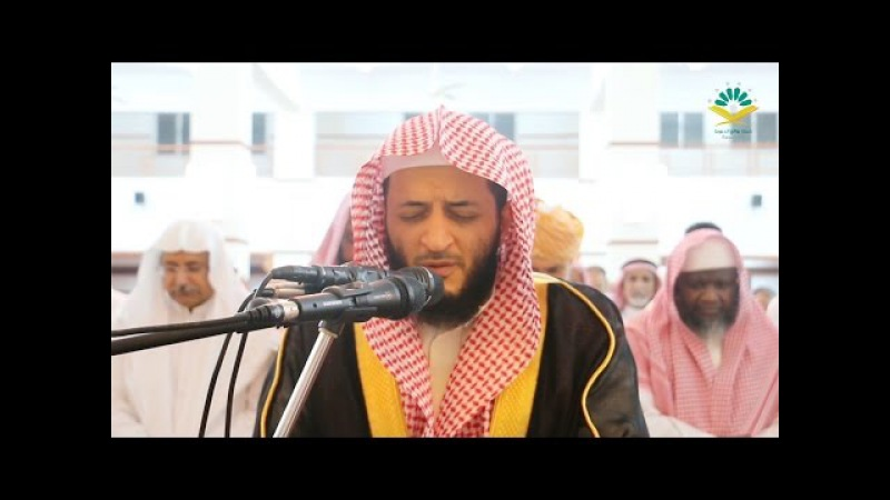 Хани Ар Рифаи | Эмоциональное Чтение Суры 76 Аль-Инсан Человек