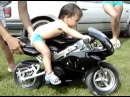 Talented kids stunt on motorcycle -💥 crazy videos compilation🚀 baby moto riders 2017