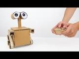Как сделать РОБОТА из картона WALL-E