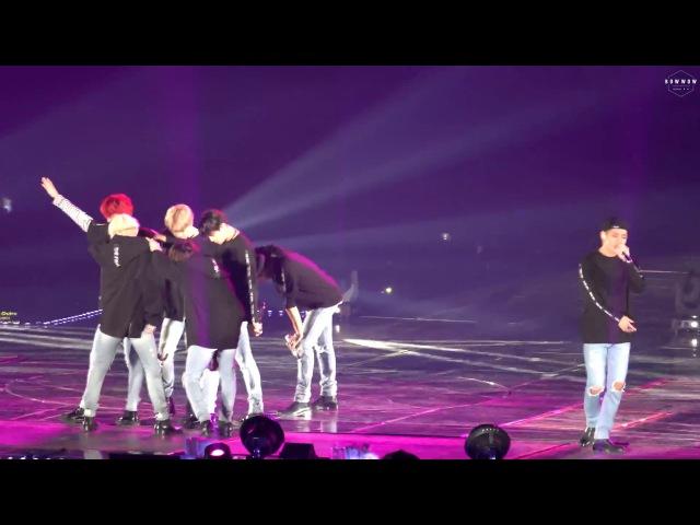 171208 WINGS TOUR THE FINAL 방탄소년단 봄날 | 4K