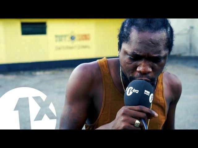 1Xtra in Jamaica - Ja Frass Freestyle