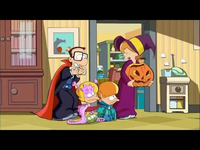Les petits diables joyeux Halloween avec sous titres