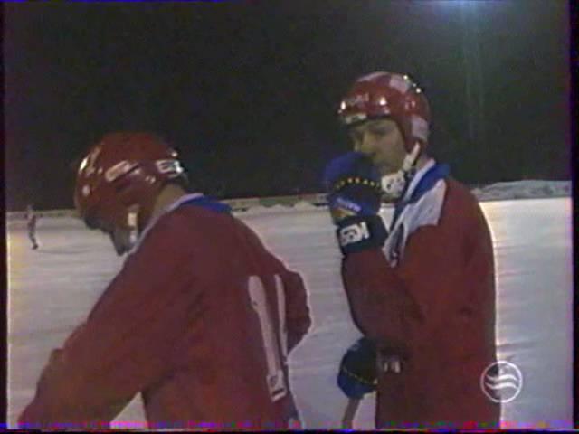 Чемпионат России-1997, 2 финальная игра, 2 тайм, Водник - Сибсельмаш