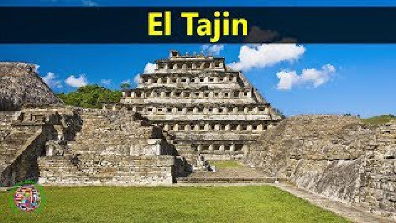 Best Tourist Attractions Places To Travel In Mexico | El Tajin Destination Spot