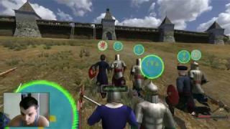 Mount Blade: Огнём и мечом Чернигово по осадой 6