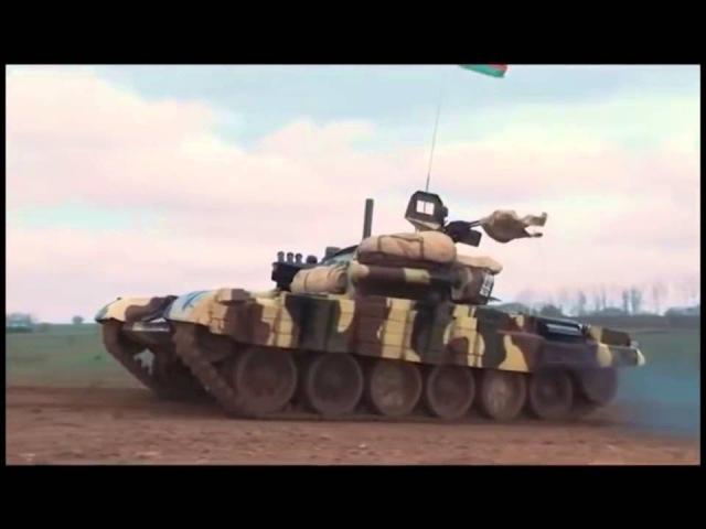 Вооруженные Силы Азербайджанской Республики Armed Forces of the Republic of Azerbaijan